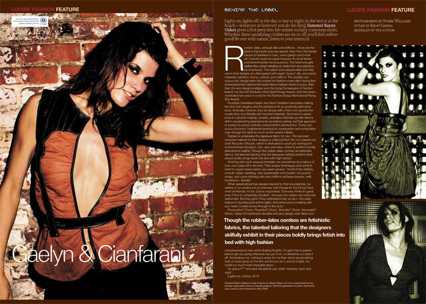 001_Sept2005_Lucire_Gaelyn&Cianfarani.jpg