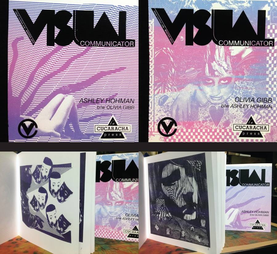 Visual Communicator | Art Book