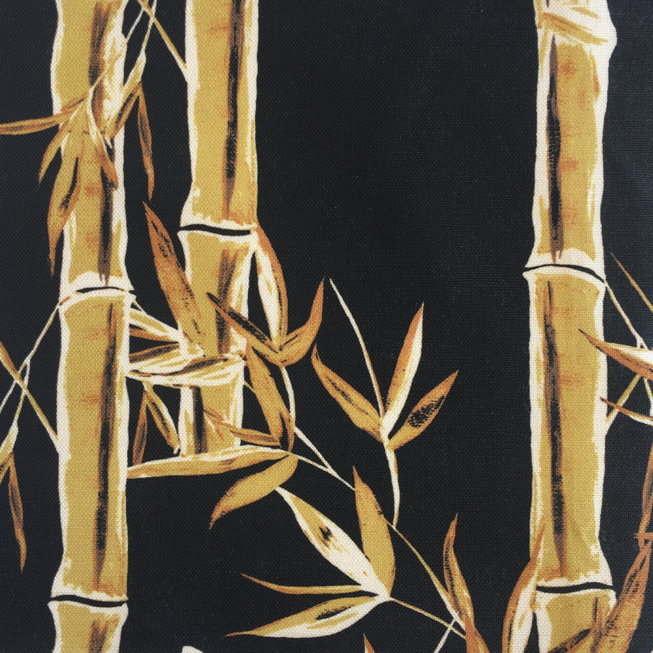 Bamboo in Black/Gold  CHINOISERIE COLLECTION