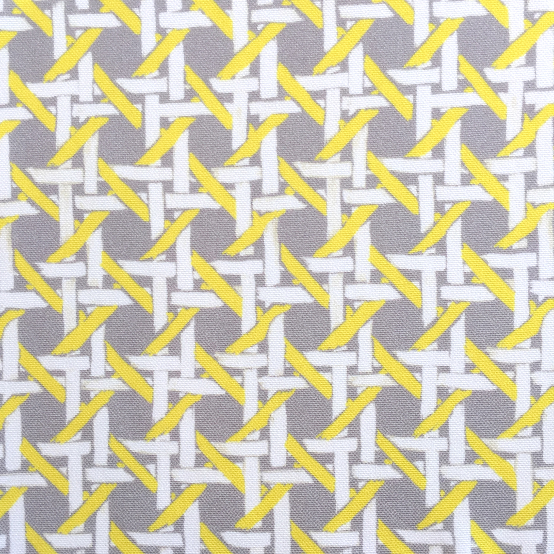 Cane Print in GULL GRAY  PALM SPRINGS COLLECTION