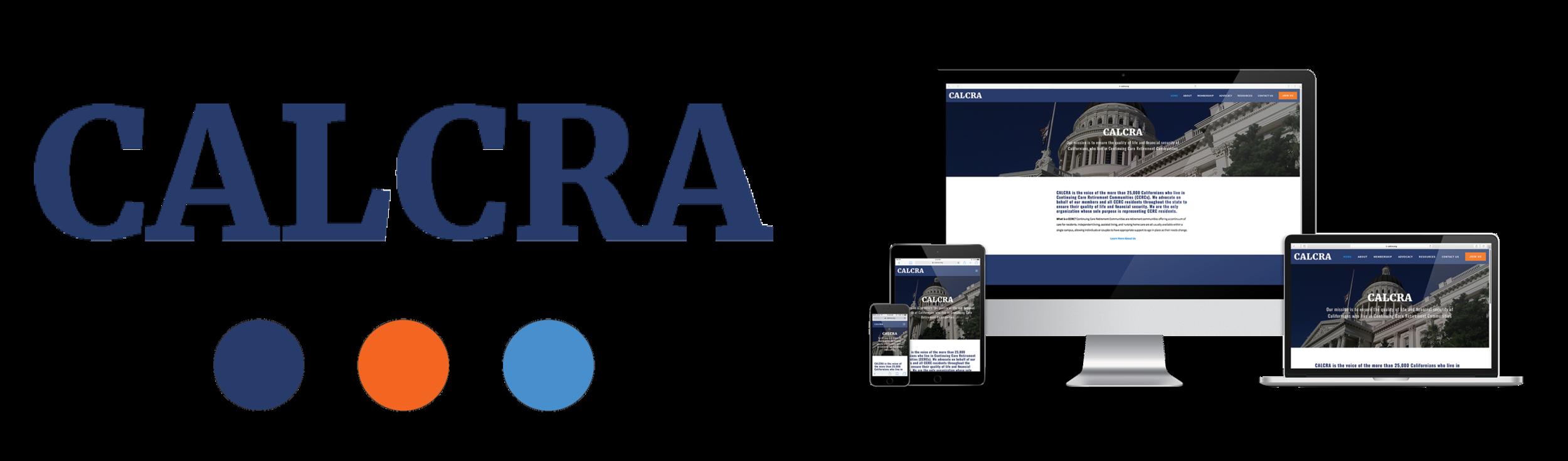 CALCRA website sample