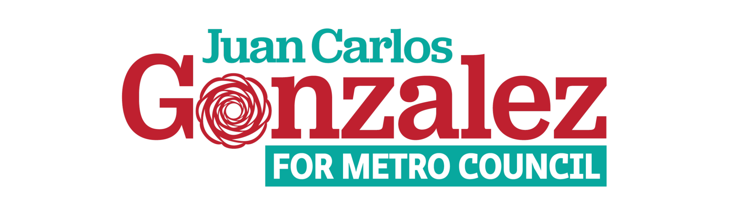 Juan Carlos Gonzalez for Metro Council