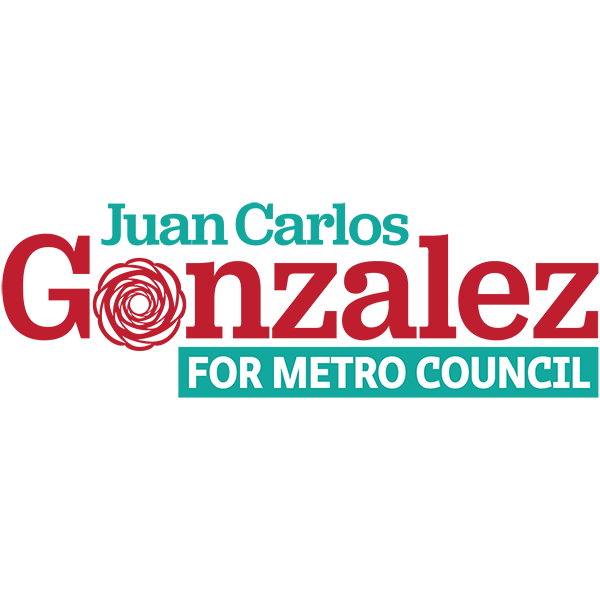 Juan Carlos Gonzalez for Metro Council - square logo.png
