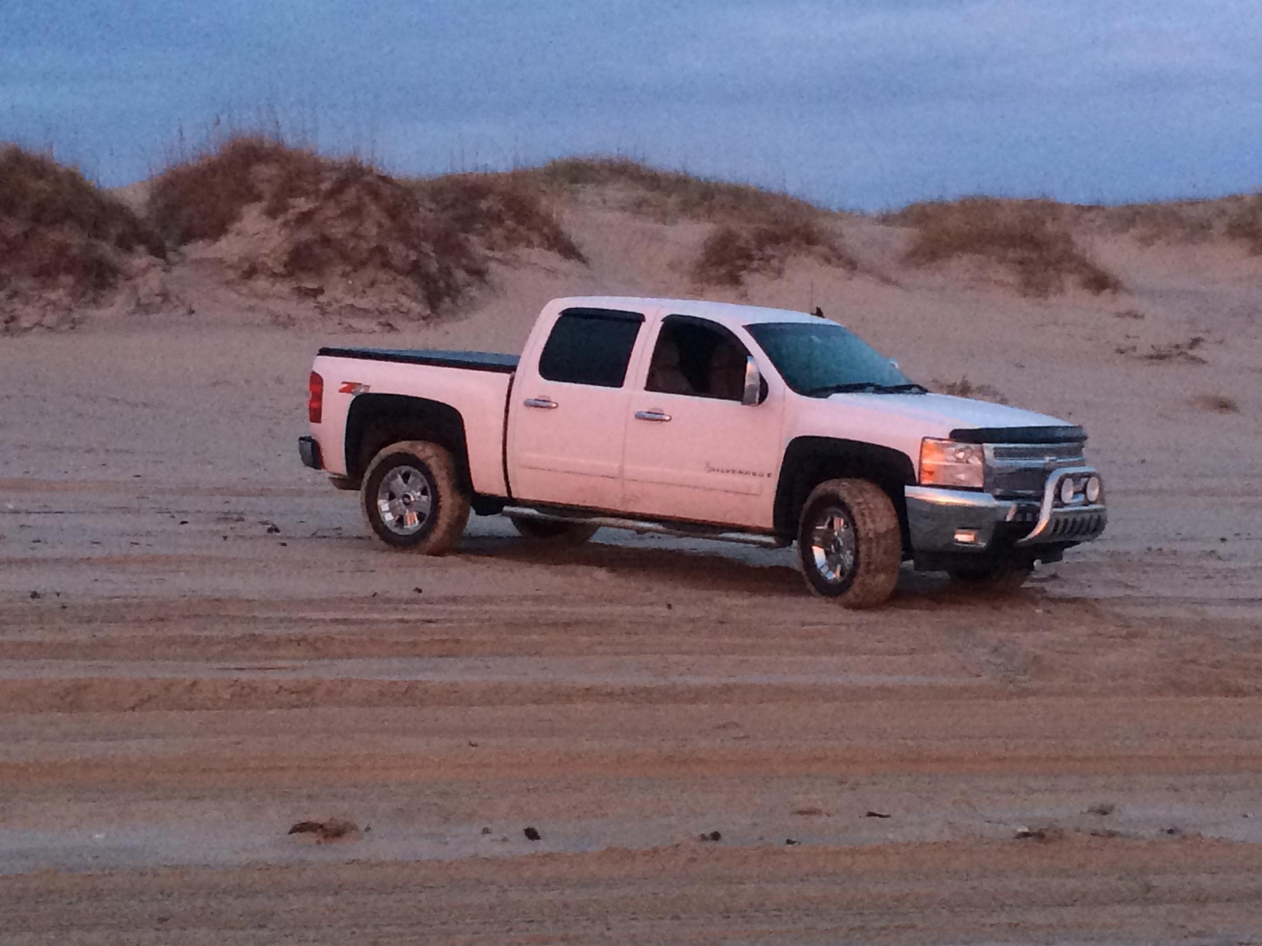 Hittin' our Carolina Beaches!