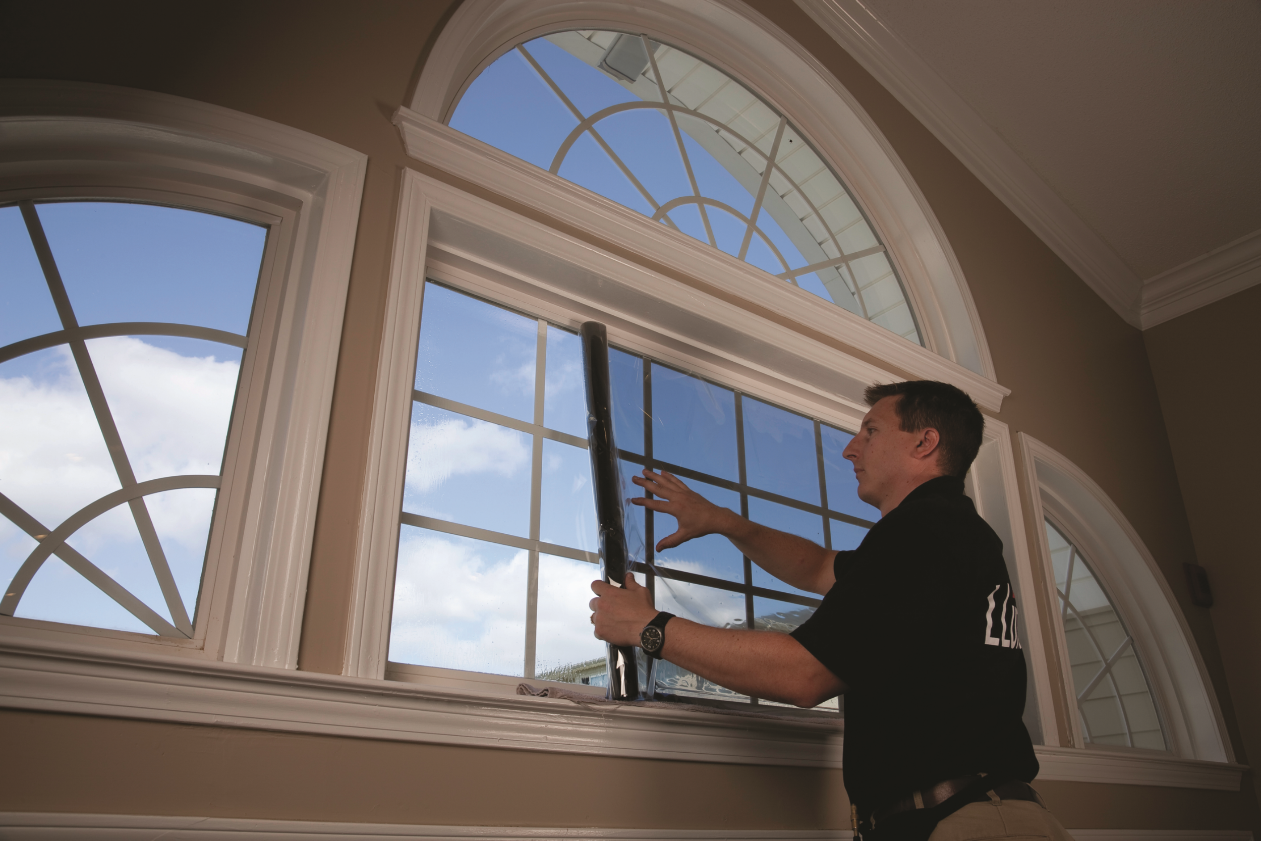 LLumar Window Film. LLumar Solar Film. Residential Window Tinting. Residential Solar Film. Professional Installation. Apex. Cary. Raleigh. Durham. Holly Springs. North Carolina.