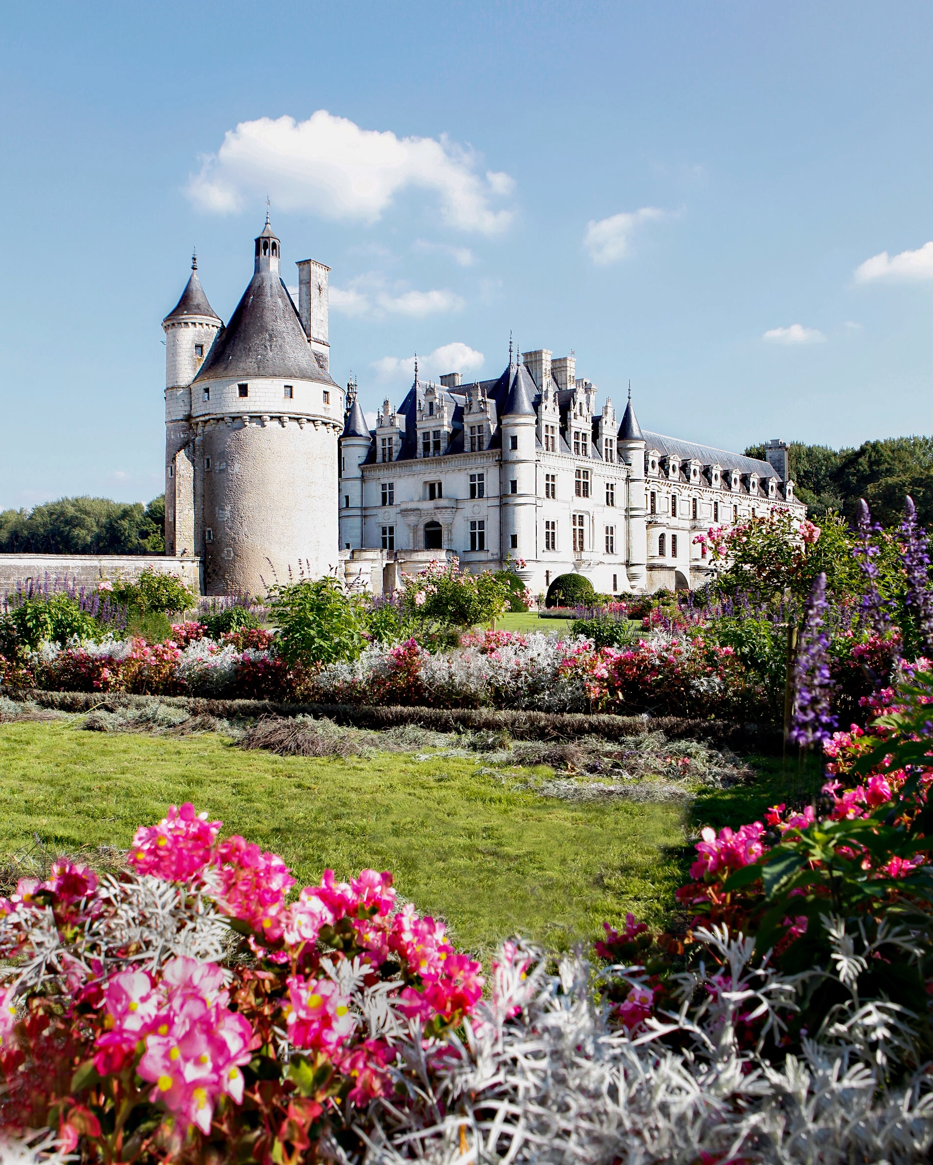 Week 2: 16th Century French châteaux in the Loire Valley -
