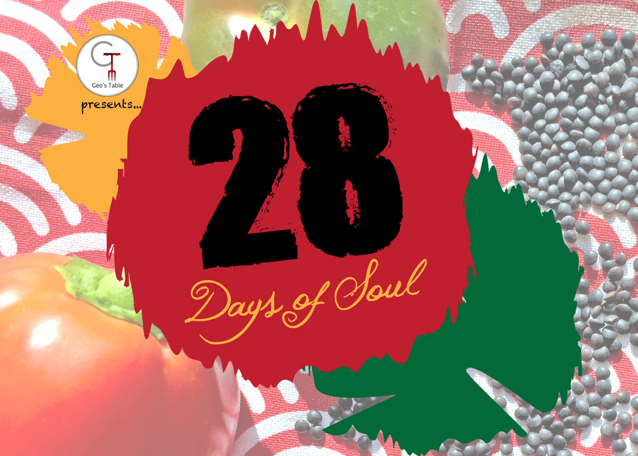 28 Days of Soul
