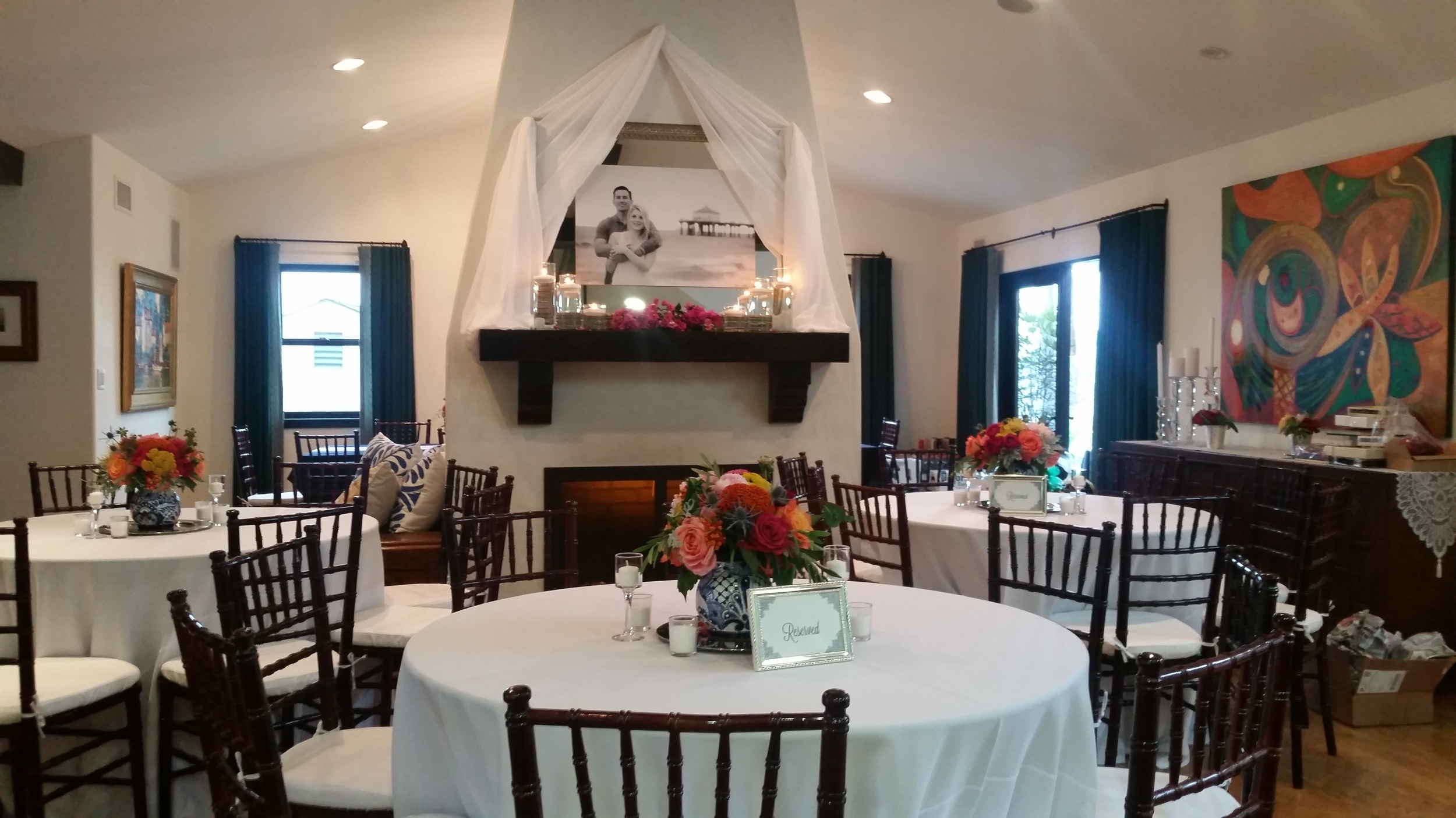 wedding rentals redondo beach
