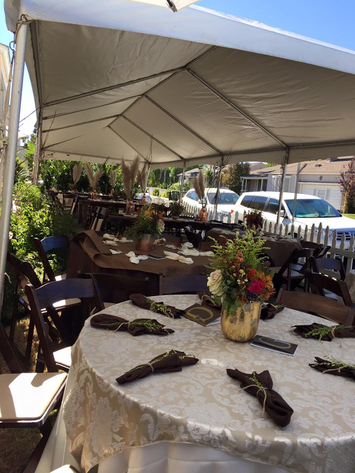 party rentals fullerton