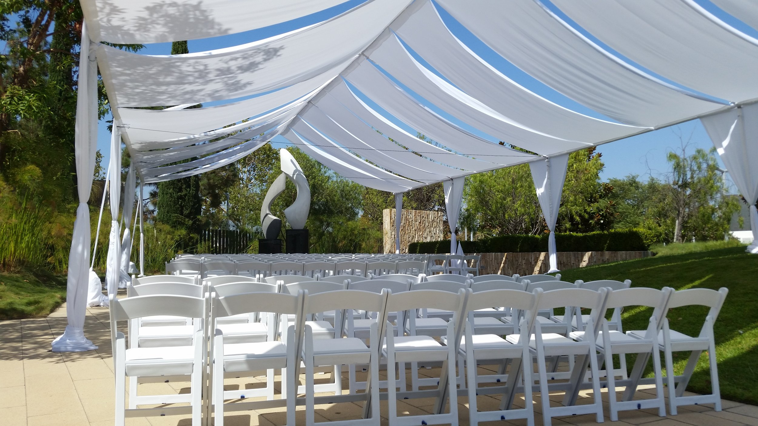 fabric structure rental