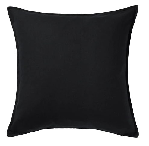 Pillow - Black .png