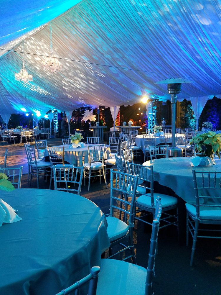 party rentals in los angeles