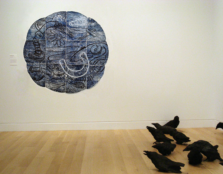 Climate of Uncertainty, 2013. DePaul Art Museum, Chicago