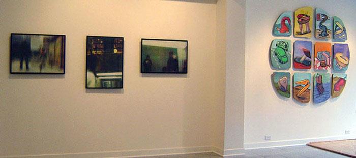 Come Together: David Jones & Marilyn Propp 2006. Gallery Mornea, Evanston, IL