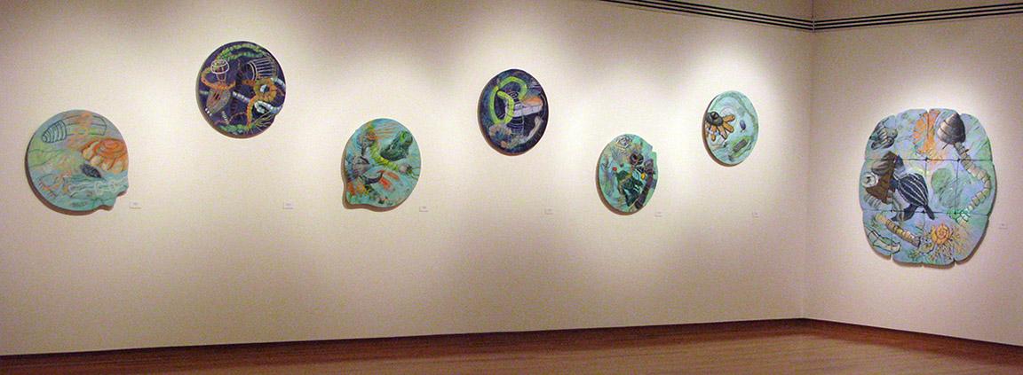 Notes from the Sea. Rockford University/Clark Arts Center, Rockford, IL 2015