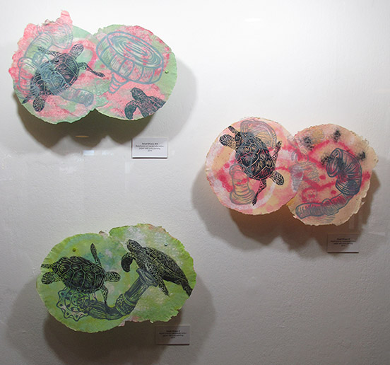 Notes from the Sea, Rockford University/Clark Art Gallery