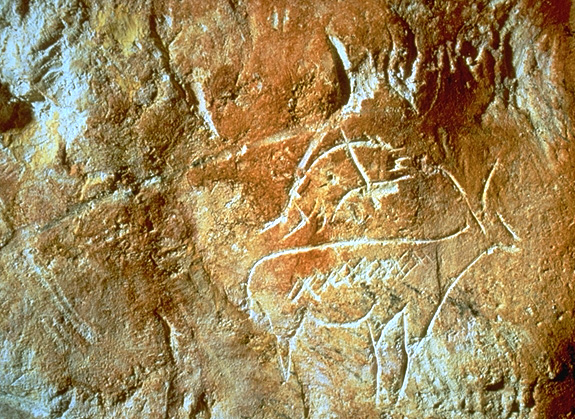 Cave painting, Lascaux