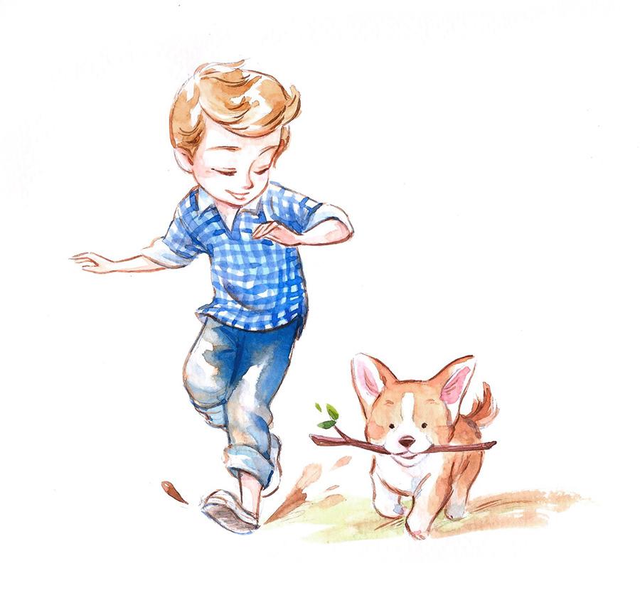 Boy and corgi pup.jpg