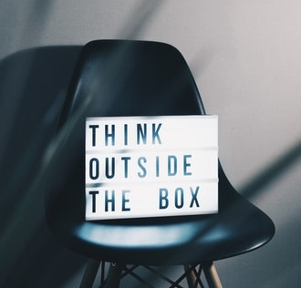 Think Outside the Box on Lightbox
