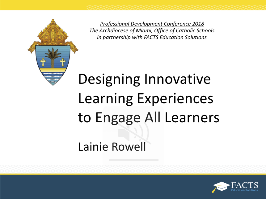 Designing Innovative Learning Experiences to Engage All Learners