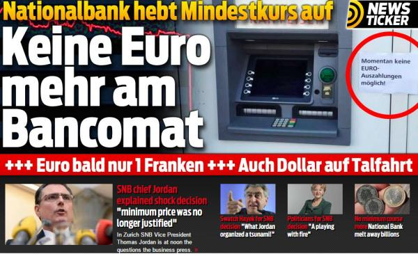 This Swiss ATM that refuses to dispense Euros probably says it all