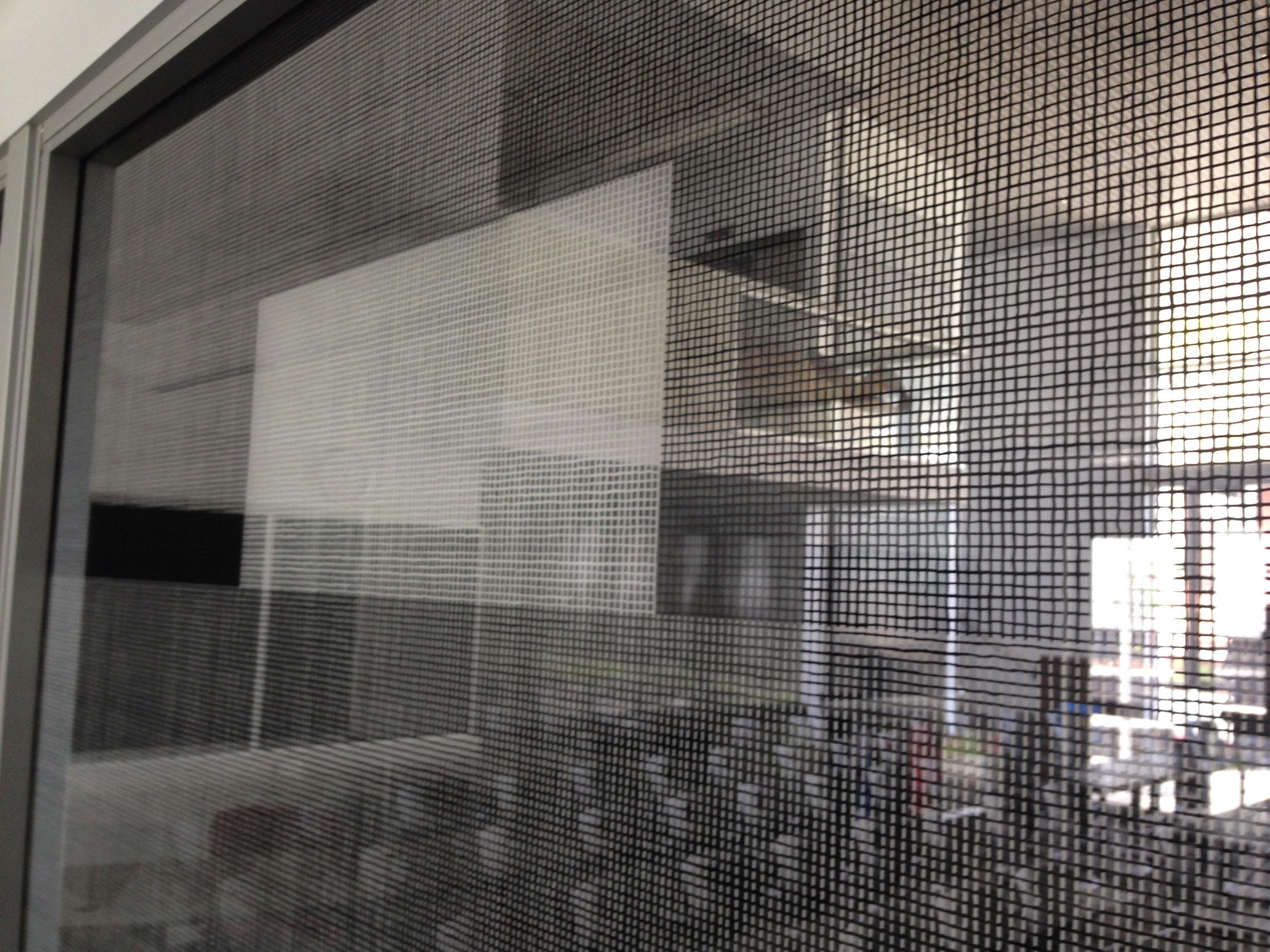 Eveline Kotai - Interior Window at Wanneroo High School - Cooling Bros, architects: Darryl Way and Associates