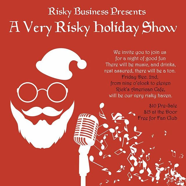 Top event of the week: Rock & roll #bschool @MichiganRoss, featuring Risky Business, The Rock Band at Ross in Ann Arbor, MI on Friday, 12/2!