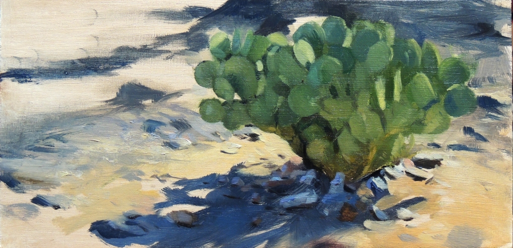 Prickly Pear Study