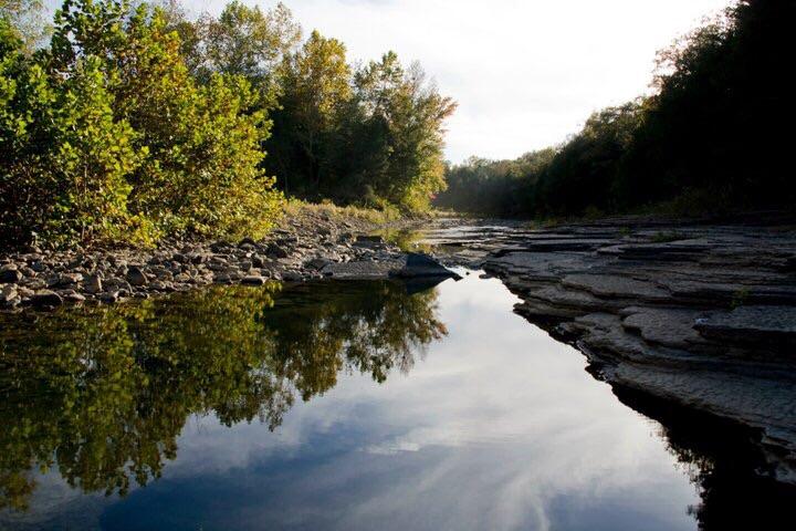 Lee Creek, Devil's Den State Park, Arkansas