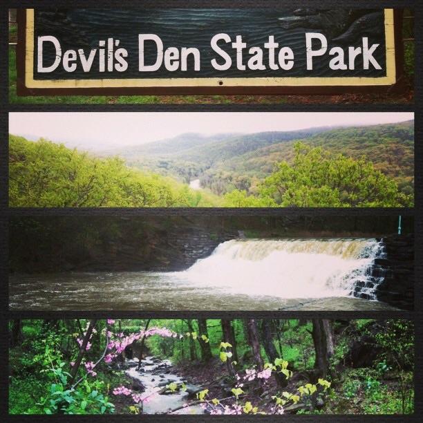 Devil's Den State Park, Arkansas