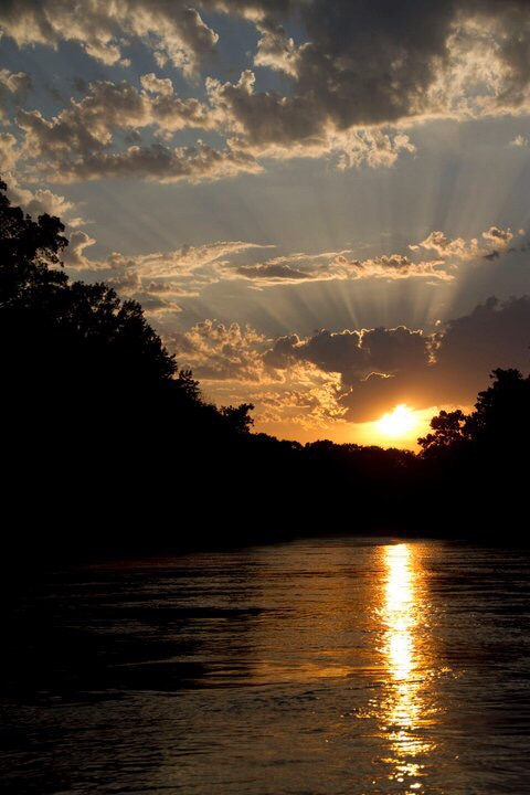 Sunset, Little Red River, Arkansas, Heber Springs, Photographer