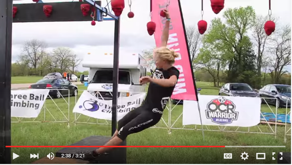 OCR Warrior in 2015