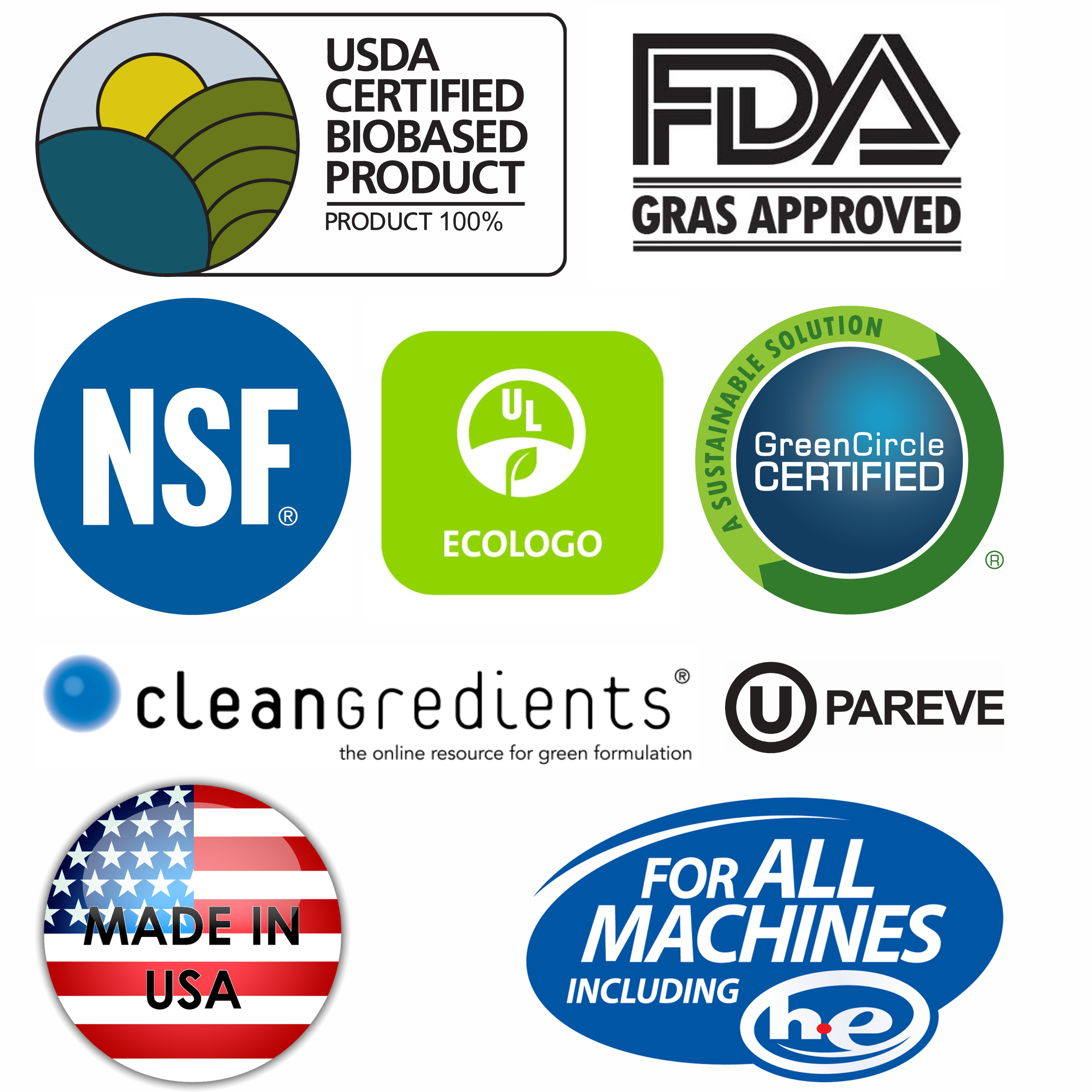 truSpring products are certified safe & made in USA.