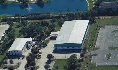Manufactured in Melbourne, Florida