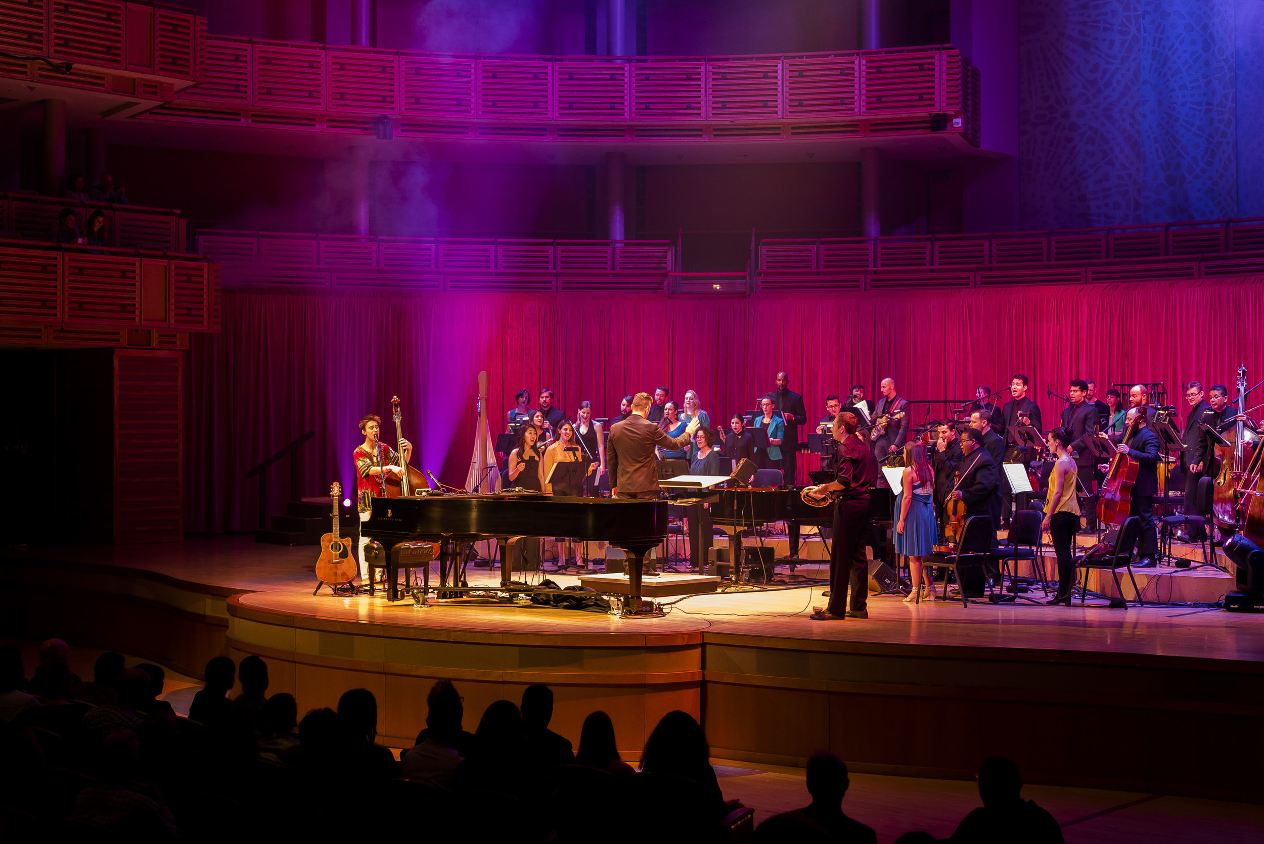 Nu Deco at Arsht Center with Jacob Collier02087.jpg