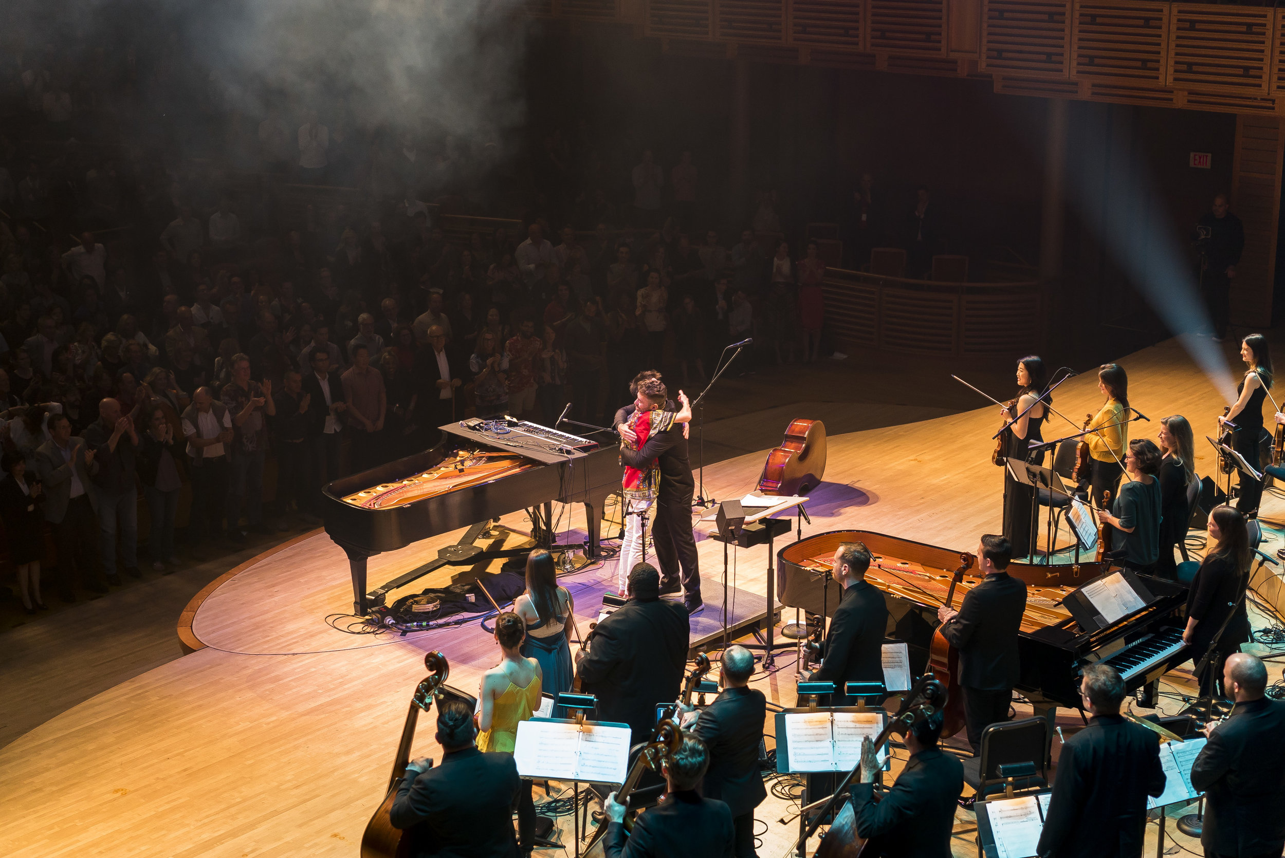 Nu Deco at Arsht Center with Jacob Collier02104.jpg