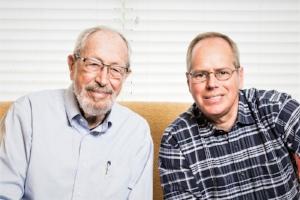 Ed & Peter Schein