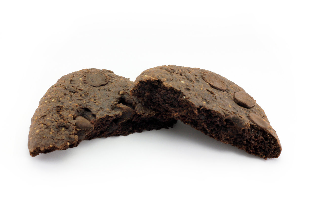 THE COOKIE THAT STARTED IT ALL...THE CHOCOLATE CAKE! USING RAW CACAO POWDER AND DARK CHOCOLATE IT IS SURE TO SATISFY ANYONE CHOCOLATE CRAVING WITHOUT THE GUILT!