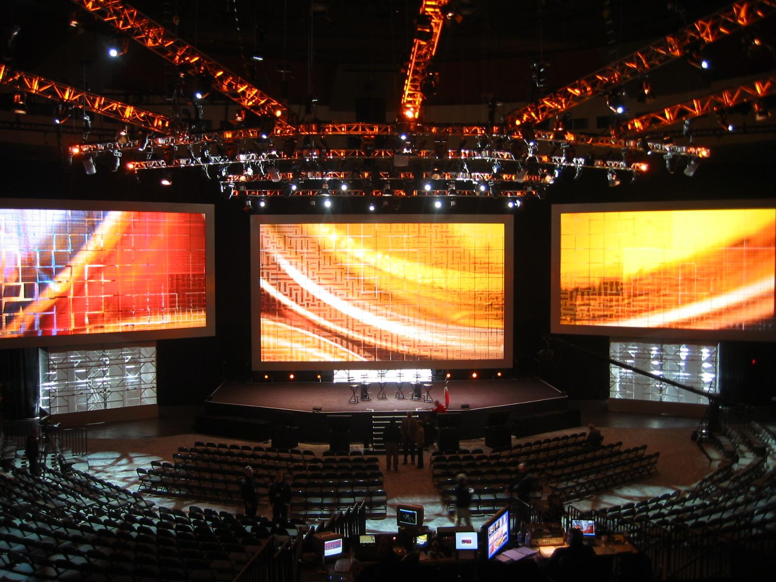 Corporate presentation Dallas Texas. Production Company Hartmann Studios. Executive producer Scott Lowry