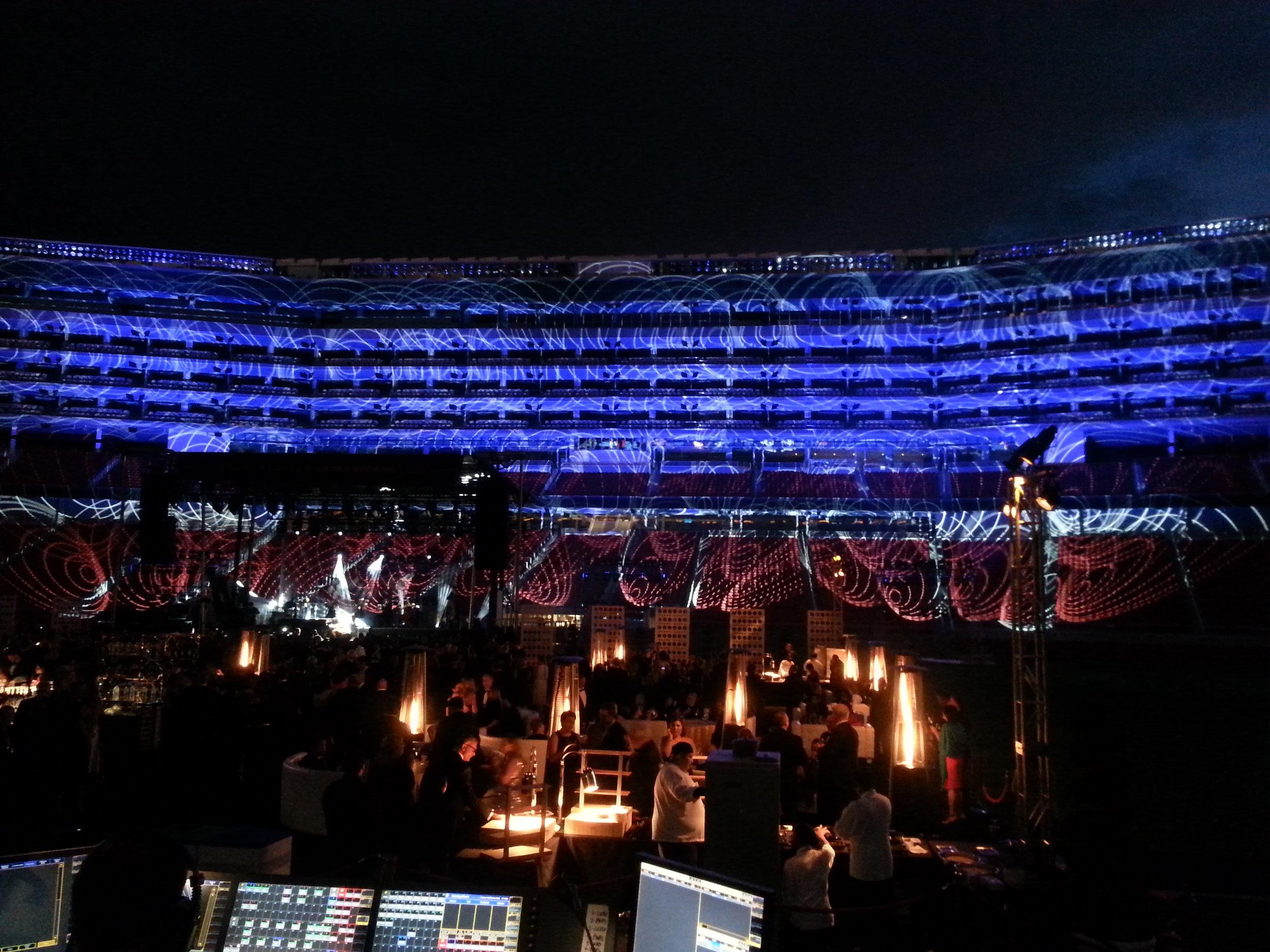 Levi's Stadium Opening Night