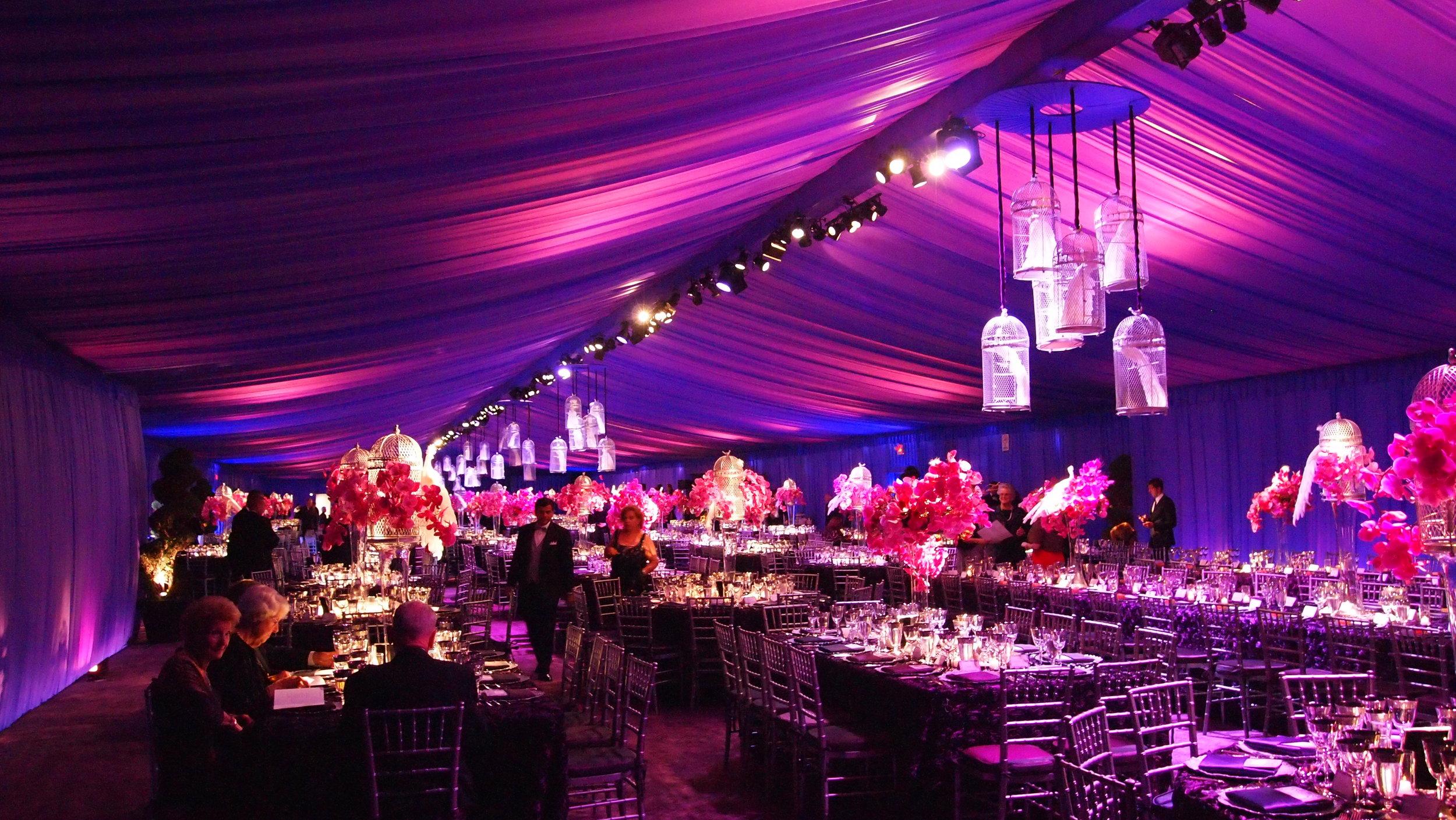 SF SymphonyOpening Night Gala  Robert Fountain Designs