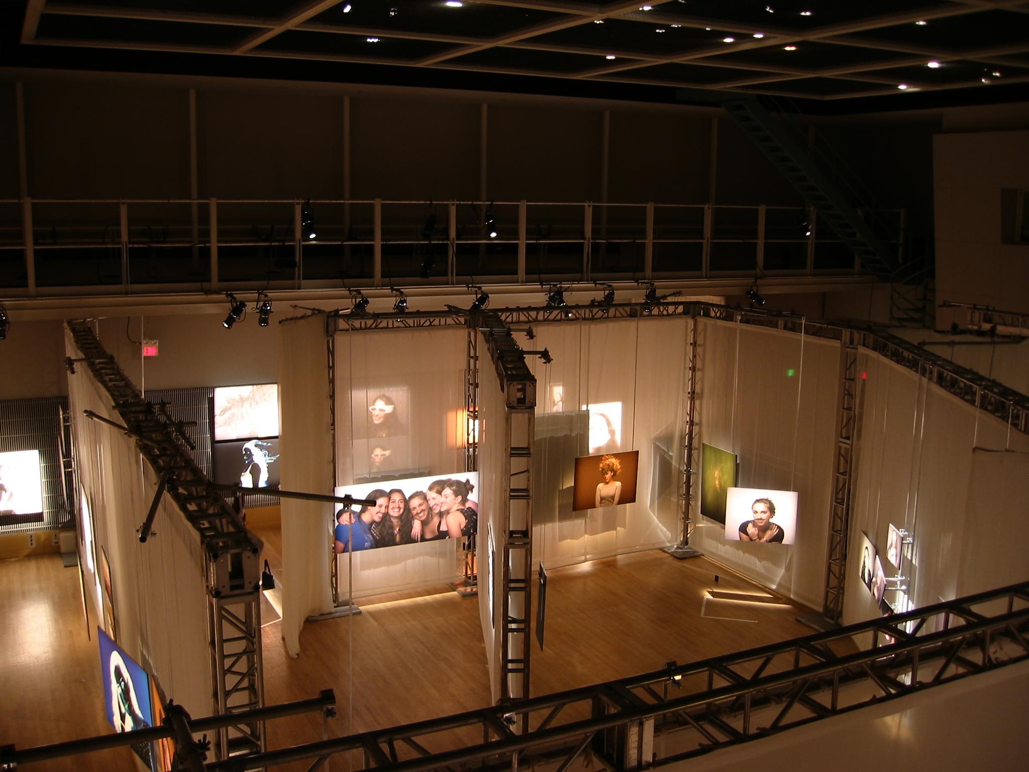 """Photo Exhibit called """"6 Jewish Girls"""" Pat Stull"""