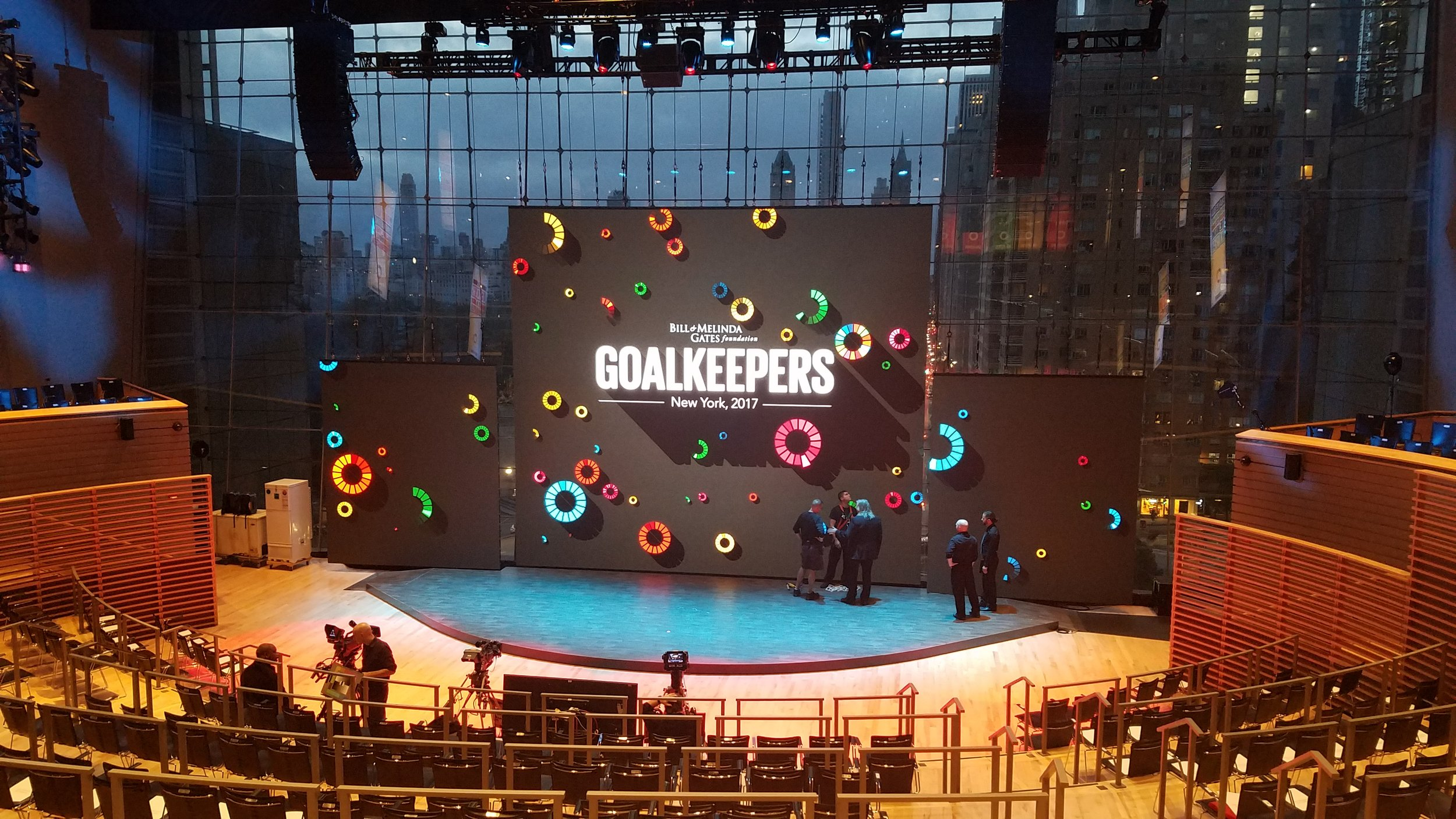 Goal Keepers / Jazz at Lincoln Center - Peak XV
