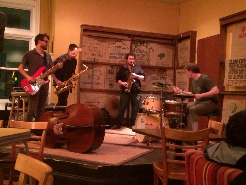Animal Mother @ Rohs St. Cafe (2014)