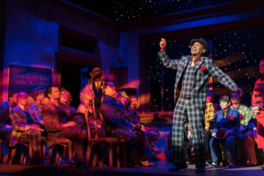 """Fulton Theatre's production of """"Guys and Dolls"""""""