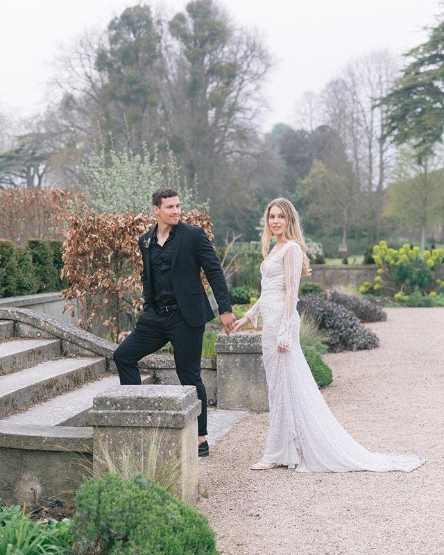 Embarking on a new path 💫 . Location @stgileshouse | Creative Direction & Styling  @brancoprata | Floral design @joflowersofficial | Videography  @kaasam_aziz for @taylorandporter | Make Up & Hair  @ejwhair | Dresses @morgan_davies_bridal | Jewellery by @maisonsabben & @zmjewellery | Shoes @bellabelleshoes | Model @chelsearosehart & @graysonjonhart  #weddingphotographer #weddingphotography#bride #weddingday #weddingdress #weddingphotography #bridal #weddinginspiration #weddingphotographer #groom  #weddings #bridetobe #instawedding  #weddingideas #weddingplanner #engagement #marriage  #weddingphoto #engaged #prewedding #destinationphotographer  #destinationwedding #picture #fineartcuration #pic #fineartbride #luxurywedding #fashionphotography