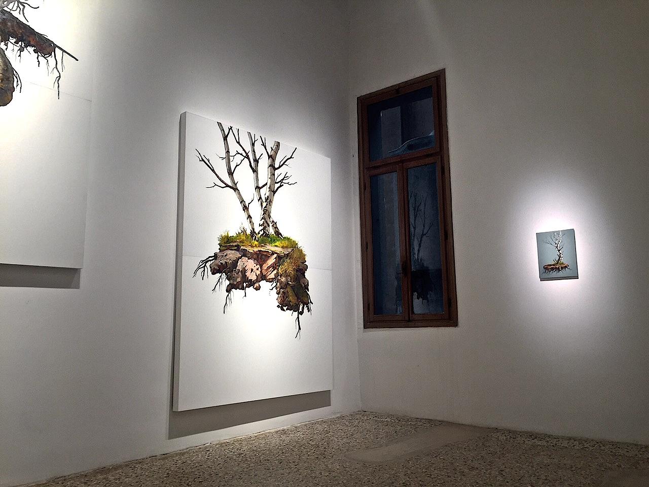 Julian Perry Vita Vitale installation