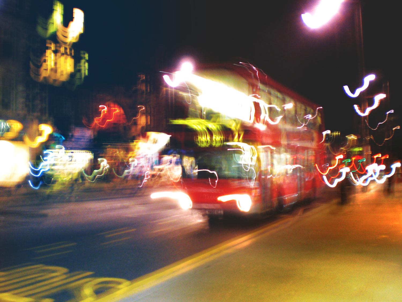 Piccadilly Circus / London, England / November 2009