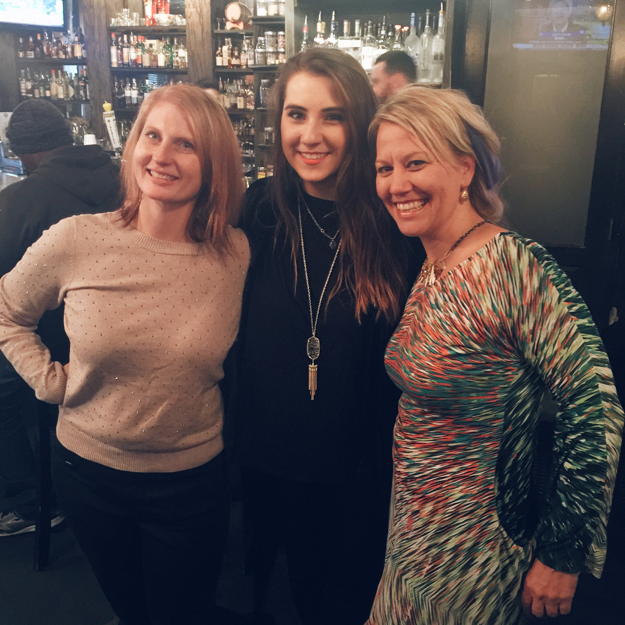 At the VIP Release Party with Jessica & Jenn