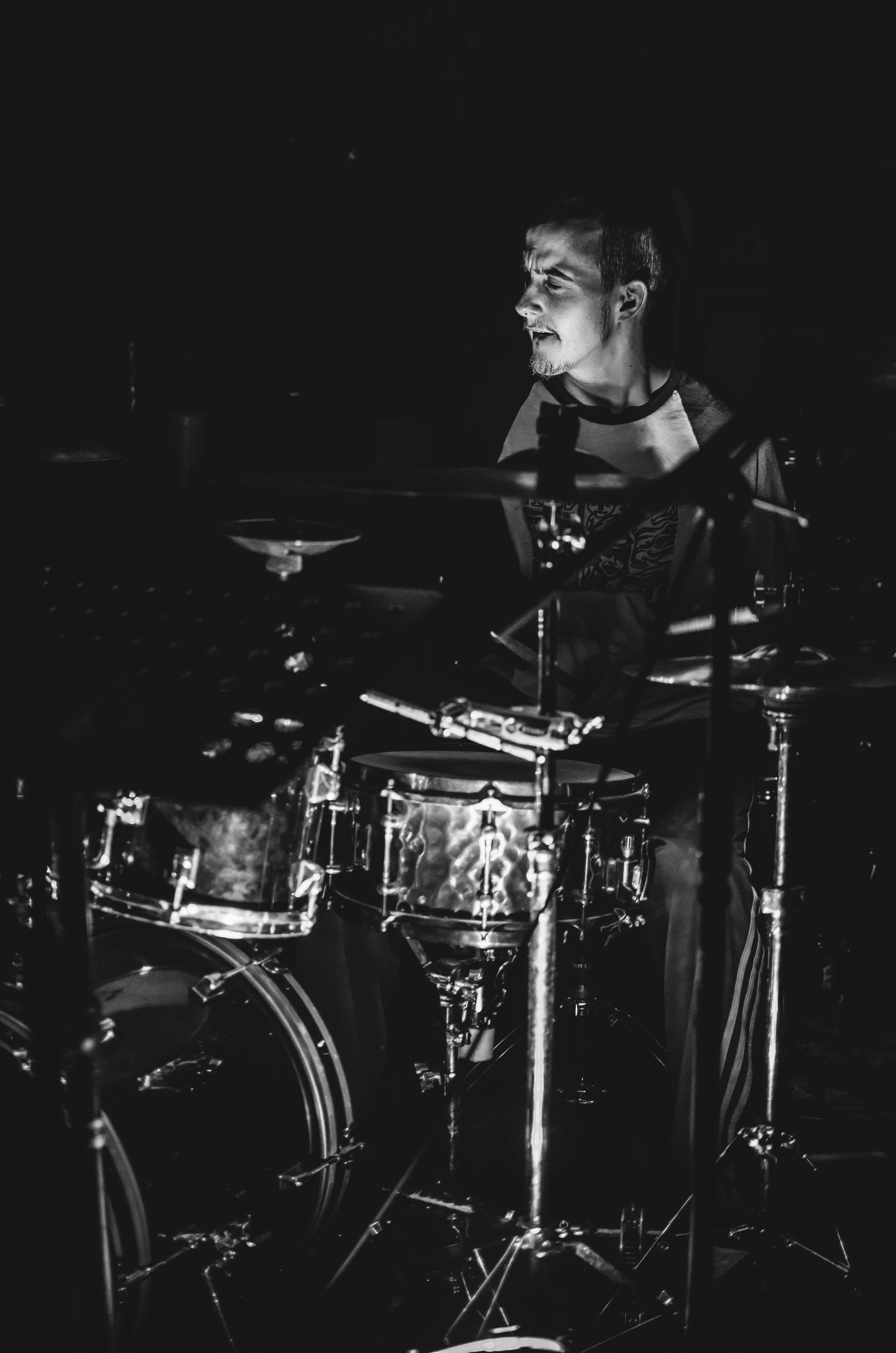 Chris is pretty great on drums too!